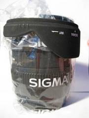 Sigma 10-20mm Canon Mount f/4-5.6 HSM EX DC
