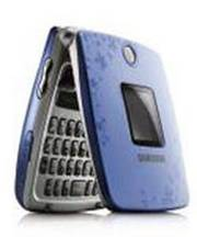 Samsung Cleo (blue,  mint condition)