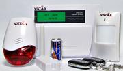dsc home alarm T-4 Wireless Alarm System