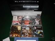 Playstation 3 60GB Us Version……..……....$200us Dollars.