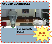 7 Watt cUL approved LEDs