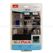 Free Shipping:16-in-1 Accessory Pack for 3DS