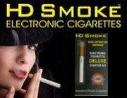 HDSmoke Electronic Cigarette Deluxe Starter Kit