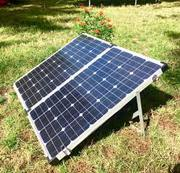 Easy Setup | Portable Folding Solar System | 140W/180W