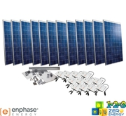 Buy Grid Tie Solar Powered Kits at 123 Zero Energy