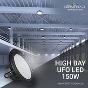 Choose 150w High Bay LED Lights as a Better Lighting Option Among Many