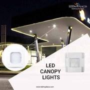 Gas Station LED Canopy Lights For Sale