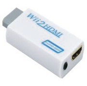 For Wii To HDMI 1080P Upscaling Converter
