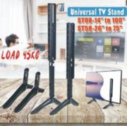 14-100 inch Universal Table TV Stand
