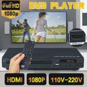 Multi System 1080P HD DVD Player