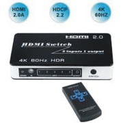 2020 New HDMI 2.0 Switch HDMI Switch Switcher